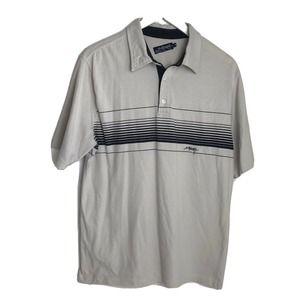 Billabong Vintage Striped Polo Shirt Men